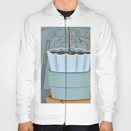 Stacked pots Hoody