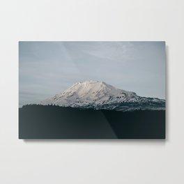 Mount Adams III Metal Print