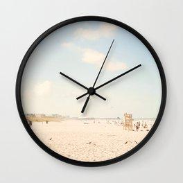 The Beach... Wall Clock
