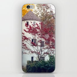 All The Colors of Autumn iPhone Skin