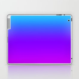Blue/Pink Gradient Laptop & iPad Skin