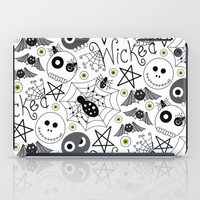 wicked iPad Cases featuring Wicked by Plum Studio