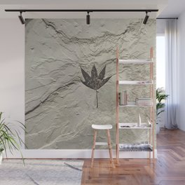 Nature - Leaf in our Past Wall Mural