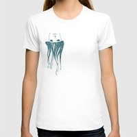 swim T-shirts featuring swim by Aleksandra Salevic