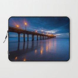 California USA Sea Nature Pier Berth Marinas Laptop Sleeve