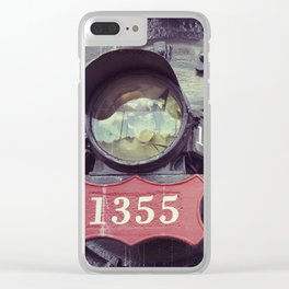 1355 Clear iPhone Case