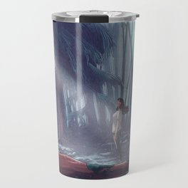 How to be a Werewolf: Malaya in the Forest Travel Mug