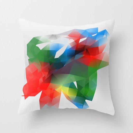 Reform 01. Throw Pillow