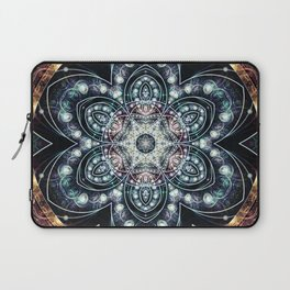 Mandalas from the Voice of Eternity 4 Laptop Sleeve