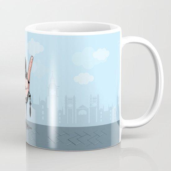 Sir Pinky Mug