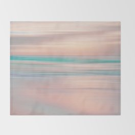 SUNRISE TONES Throw Blanket