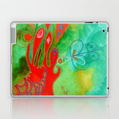 Surging From The Sea Of Dreaming Laptop & iPad Skin