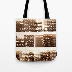 Skyline - Stacked Tote Bag