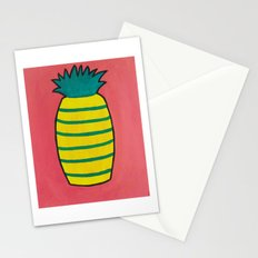 Pineapple Itself Stationery Cards