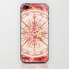Follow Your Own Path II iPhone & iPod Skin