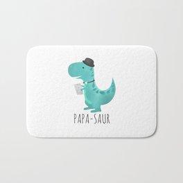 Papa-saur Bath Mat