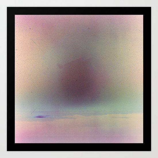 Within That Aura Art Print