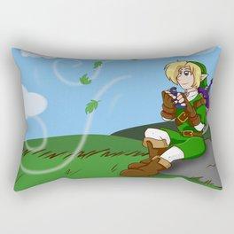 Hero of Time Rectangular Pillow