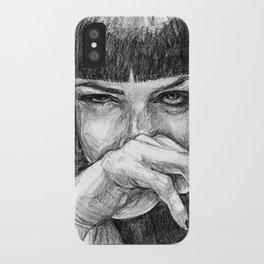 I said, god damn! iPhone Case