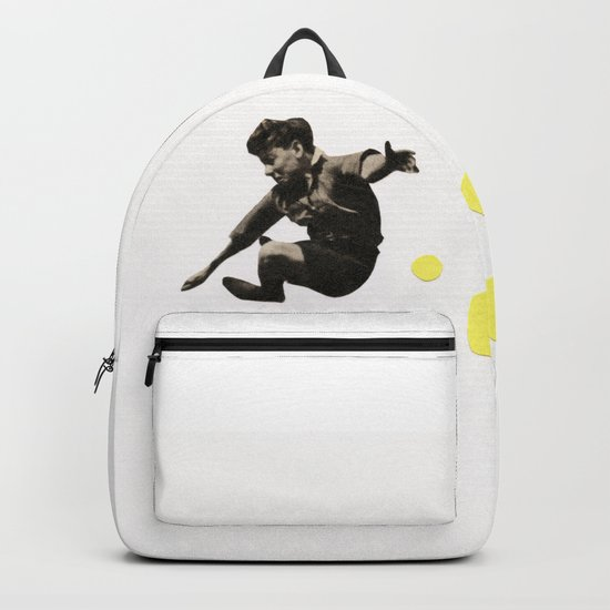 How High Can You Jump? Backpack