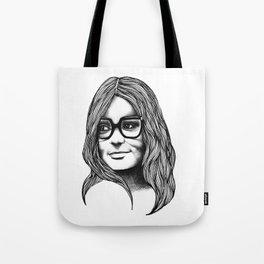 Gloria Steinem Tote Bag
