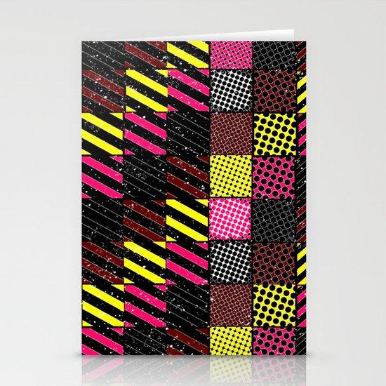 Crazier Pattern Stationery Cards