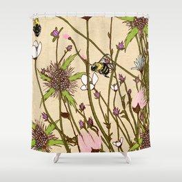 Wild Flowers Part 2 Shower Curtain