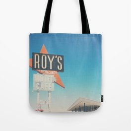 Roys Motel & Cafe ... Tote Bag