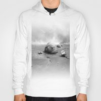 surreal Hoodies featuring Surreal by APO+