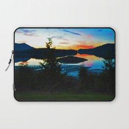 Sunrise in Ucluelet on Vancouver Island, BC Laptop Sleeve
