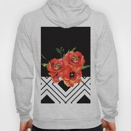 Dark Poppies Hoody
