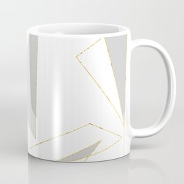Duo of Triangles Coffee Mug