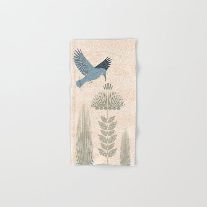 Sunbird Hand & Bath Towel