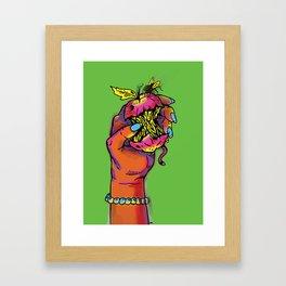Rotton Framed Art Print