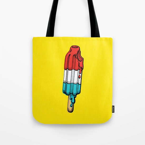Rocket-POP Tote Bag