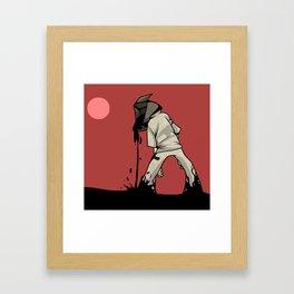 Boxman Framed Art Print