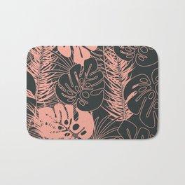 Tropical pattern 034 Bath Mat
