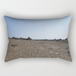 Alien Landscape Rectangular Pillow
