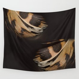 Feather Duster X2 Wall Tapestry