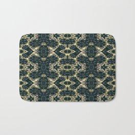 Vividly Mainly Tricolor Pattern 5 Bath Mat