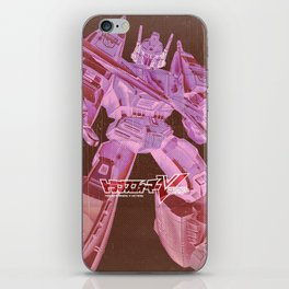 Transformers Victory / Star Saber iPhone Skin