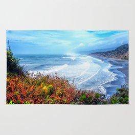 Agate Beach Trinidad California Rug