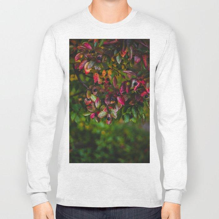 Wild Berries Long Sleeve T-shirt