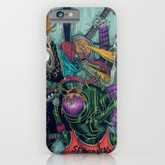 Sid Squish and the Death Collectors iPhone 6s Slim Case