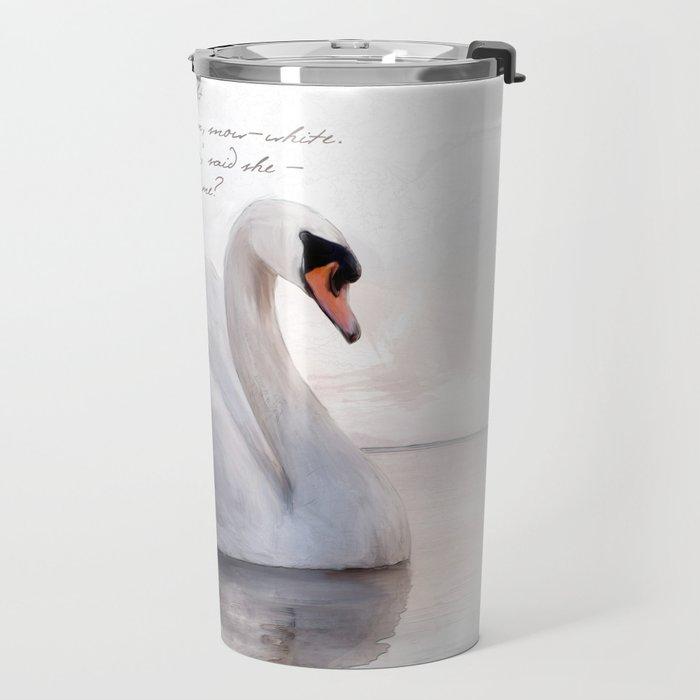 The Swan Princess Travel Mug