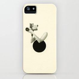 Film Noir iPhone Case