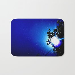 Stars in a day  Bath Mat