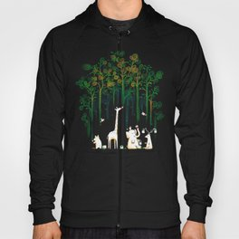 Re-paint the Forest Hoody