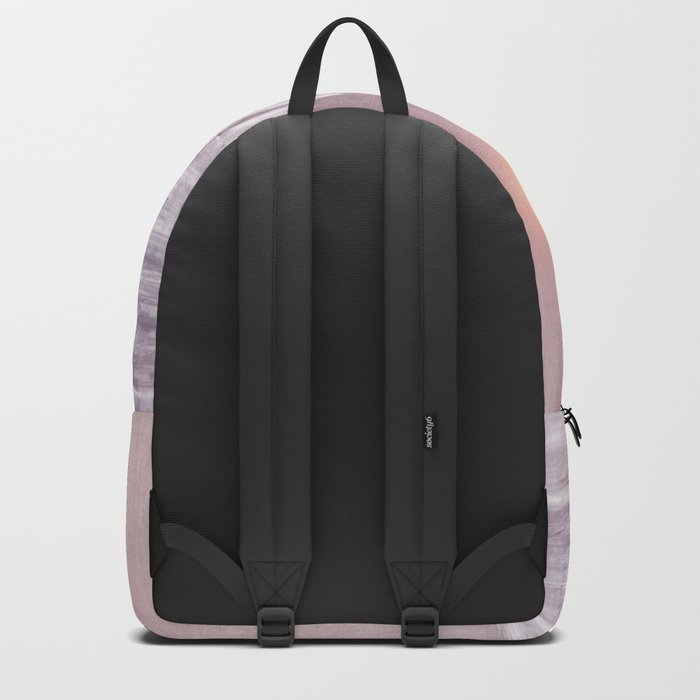 Sunset in the City Backpack