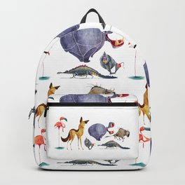 African animals 3 Backpack